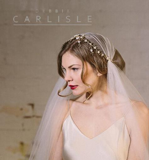 Debbie Carlisle at The White Closet
