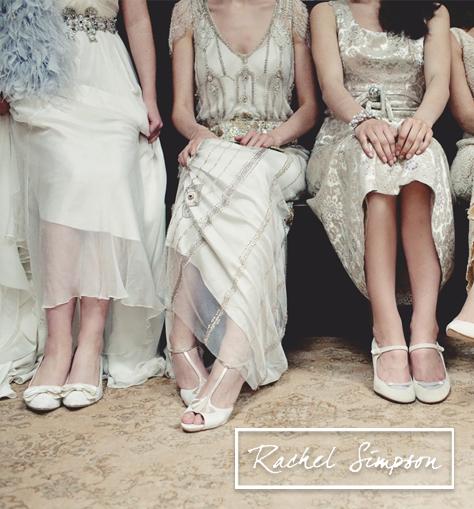 Rachel Simpson Shoes at The White Closet